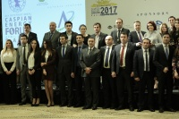 14th Caspian Energy Award ceremony and 2nd Caspian Business Award 2017_70