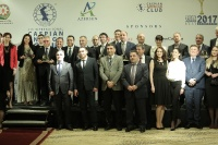 14th Caspian Energy Award ceremony and 2nd Caspian Business Award 2017_71