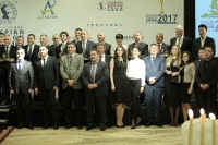14th Caspian Energy Award ceremony and 2nd Caspian Business Award 2017_72