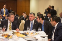Tbilisi  hosts 1st CEO Lunch on 29.09.2017_205