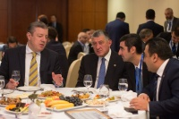Tbilisi  hosts 1st CEO Lunch on 29.09.2017_206
