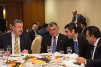 Tbilisi  hosts 1st CEO Lunch on 29.09.2017_208