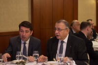 Tbilisi  hosts 1st CEO Lunch on 29.09.2017_209