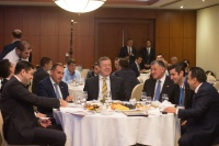 Tbilisi  hosts 1st CEO Lunch on 29.09.2017_212