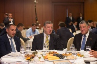 Tbilisi  hosts 1st CEO Lunch on 29.09.2017_213
