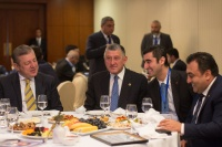 Tbilisi  hosts 1st CEO Lunch on 29.09.2017_216
