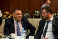 Tbilisi  hosts 1st CEO Lunch on 29.09.2017_226