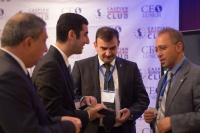 Tbilisi  hosts 1st CEO Lunch on 29.09.2017_245