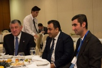 Tbilisi  hosts 1st CEO Lunch on 29.09.2017_253
