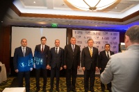 Tbilisi  hosts 1st CEO Lunch on 29.09.2017_33