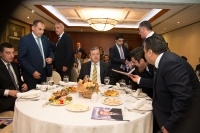 Tbilisi  hosts 1st CEO Lunch on 29.09.2017_39