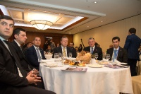 Tbilisi  hosts 1st CEO Lunch on 29.09.2017_42