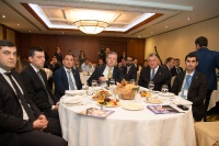 Tbilisi  hosts 1st CEO Lunch on 29.09.2017_43