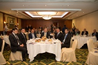 Tbilisi  hosts 1st CEO Lunch on 29.09.2017_44