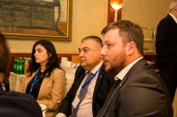 Tbilisi  hosts 1st CEO Lunch on 29.09.2017_56
