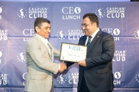 Baku hosts the 6th CEO Lunch 20.09.2017_29