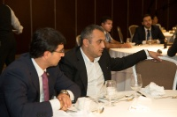 Baku hosts the 6th CEO Lunch 20.09.2017_59