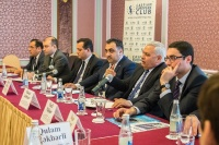 Baku has hosted the closed session of the Caspian European Club Medical Committee.  06.04.2018