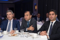 Baku hosts fifth CEO Lunch_108