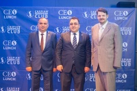 Baku hosts fifth CEO Lunch_177