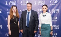 Baku hosts fifth CEO Lunch_17