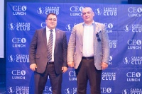 Baku hosts fifth CEO Lunch_189