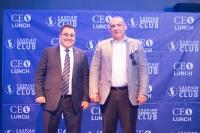 Baku hosts fifth CEO Lunch_190