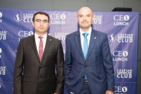 Baku hosts fifth CEO Lunch_20