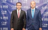 Baku hosts fifth CEO Lunch_21