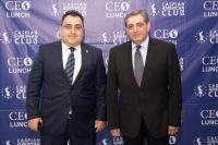 Baku hosts fifth CEO Lunch_22