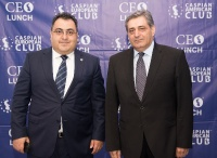 Baku hosts fifth CEO Lunch_23