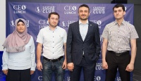 Baku hosts fifth CEO Lunch_30