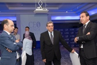 Baku hosts fifth CEO Lunch_32