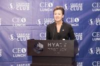 Baku hosts fifth CEO Lunch_45