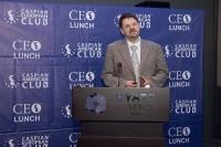 Baku hosts fifth CEO Lunch_47