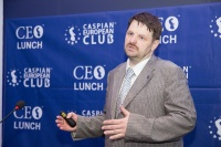 Baku hosts fifth CEO Lunch_52