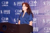 Baku hosts fifth CEO Lunch_55