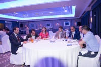 Baku hosts fifth CEO Lunch_76