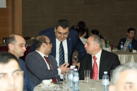 Baku hosts First CEO Lunch 15.02.2017_131