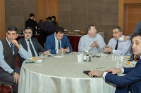 Baku hosts First CEO Lunch 15.02.2017_135