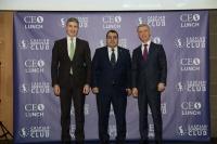 Baku hosts First CEO Lunch 15.02.2017_208