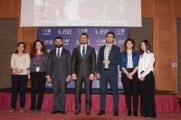 Baku hosts First CEO Lunch 15.02.2017_28