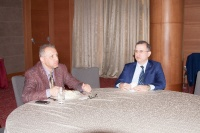 Baku hosts First CEO Lunch 15.02.2017_48