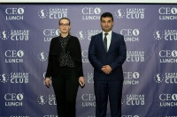 Baku hosts First CEO Lunch 15.02.2017_71