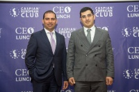 Baku hosts First CEO Lunch 15.02.2017_78