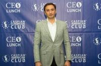 Baku hosts fifth CEO Lunch 17.05.2017_16