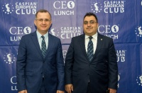 Baku hosts fifth CEO Lunch 17.05.2017_20