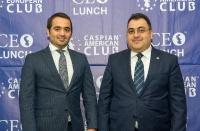 Baku hosts fifth CEO Lunch 17.05.2017_21