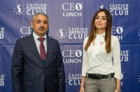 Baku hosts fifth CEO Lunch 17.05.2017_22