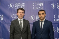 Baku hosts fifth CEO Lunch 17.05.2017_24